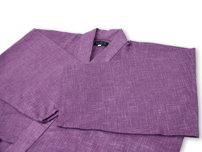 絣紬作務衣(かすりつむぎさむえ) 上着