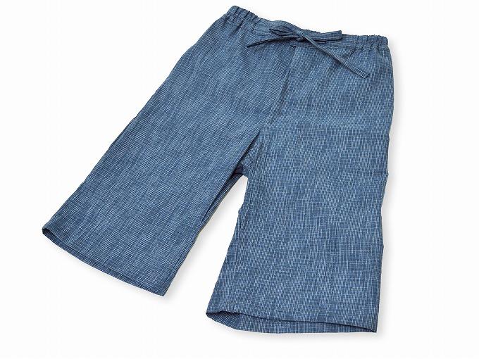 綿楊柳柄甚平(日本製) No.1 ズボン