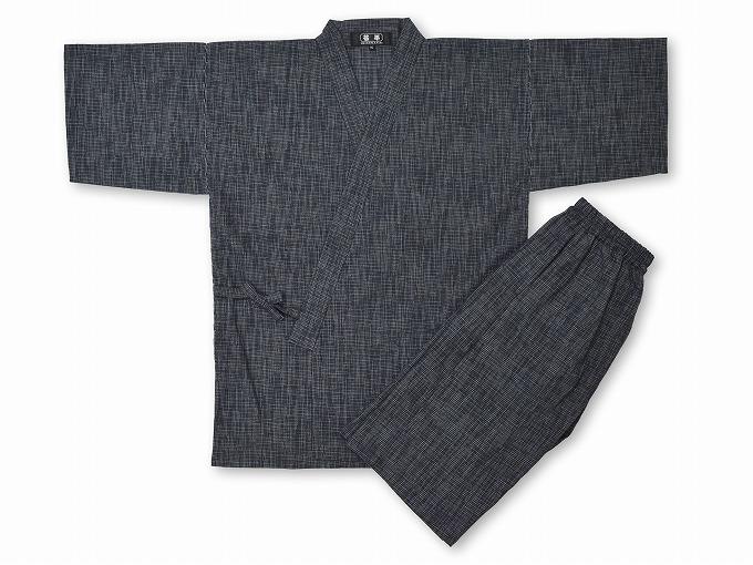 綿楊柳柄甚平(日本製) No.2