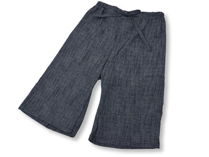 綿楊柳柄甚平(日本製) No.2 ズボン