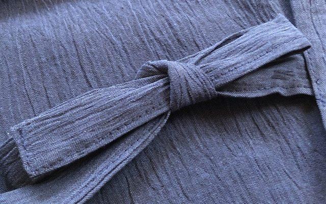 ほどけにくい紐の結び方