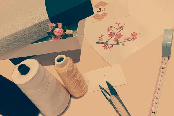 贈り物と刺繍のこと【其の三】