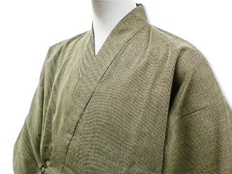 日本製小柄ドビー作務衣