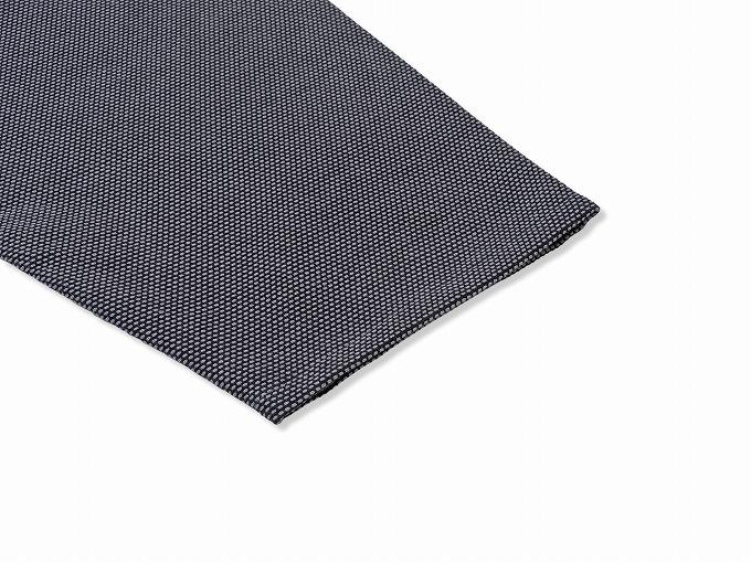 刺子織ジャケット 筒袖