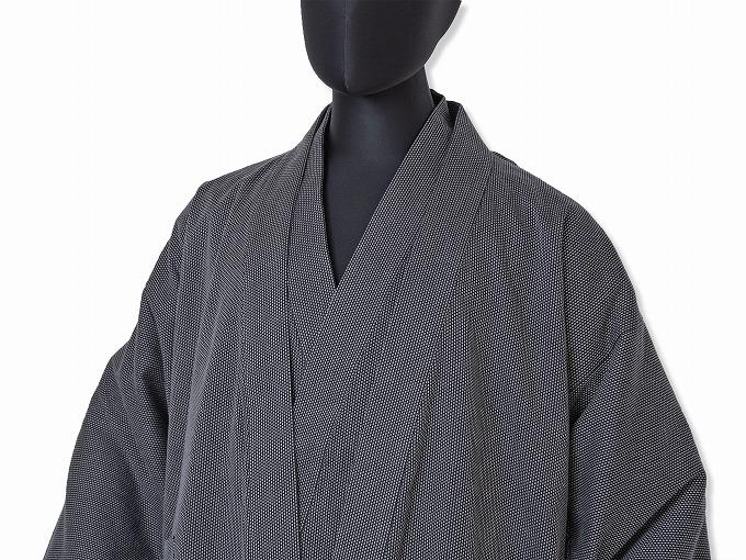 刺子織ジャケット 作務衣との合わせイメージ