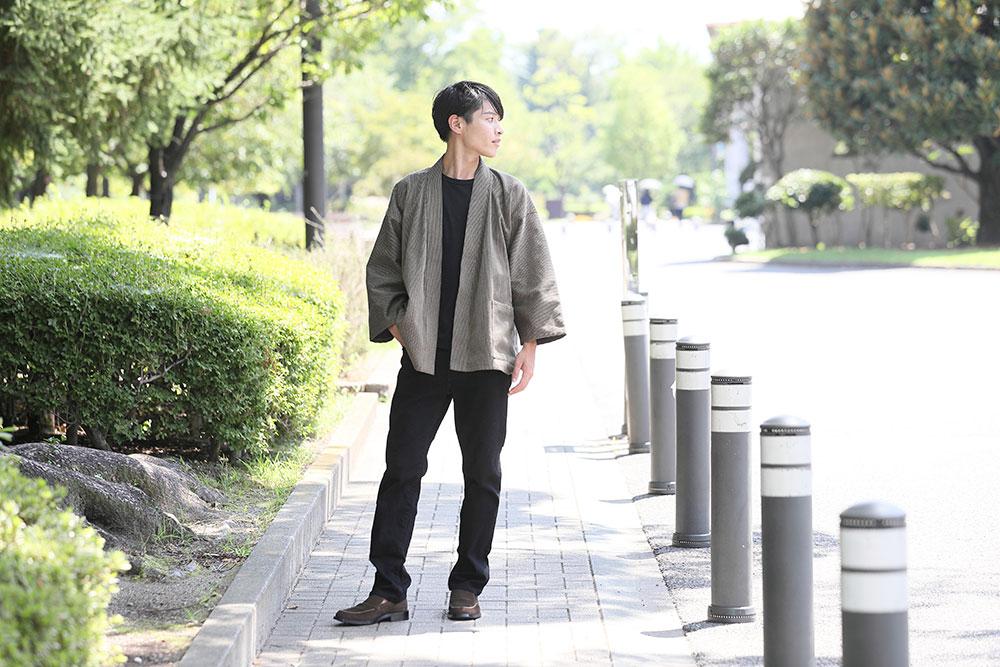 刺子織ジャケット