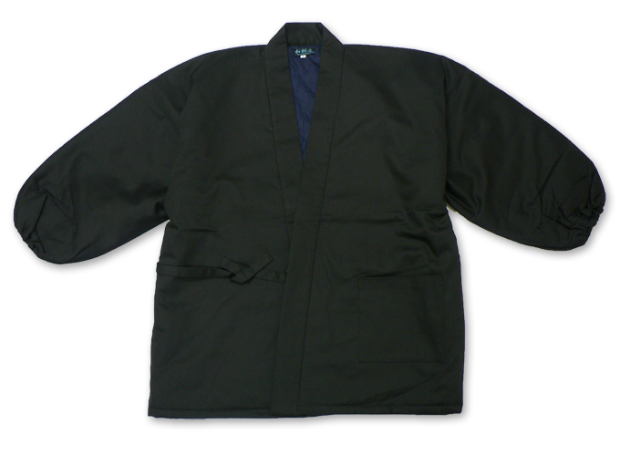 綾織キルト作務衣