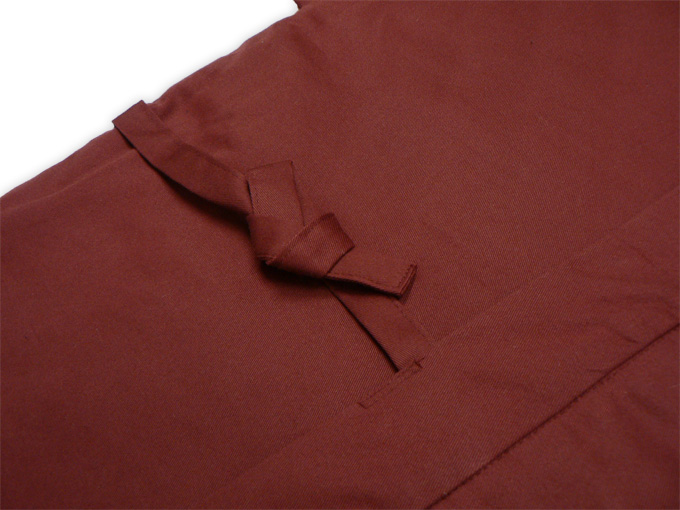 女性キルト作務衣