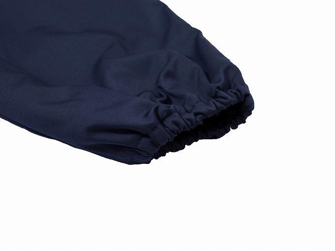 T/Cバーバリー織綿入作務衣