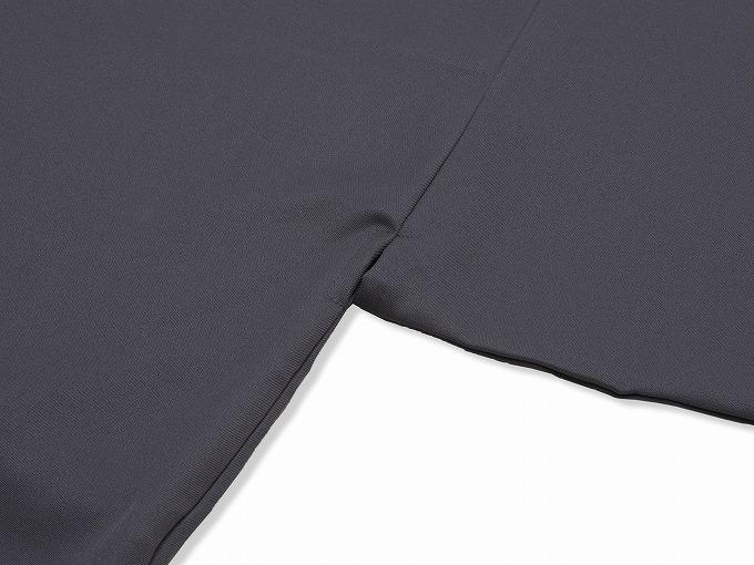 裏綿二重織ストレッチ作務衣[聖] ウエスト部分