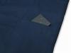 綿ポリ綾織作務衣 濃紺上着ポケット部分