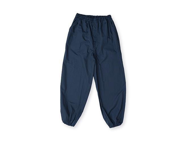 【日本製】 多機能袖裾ゴム式作務衣 【和粋庵】 ズボン