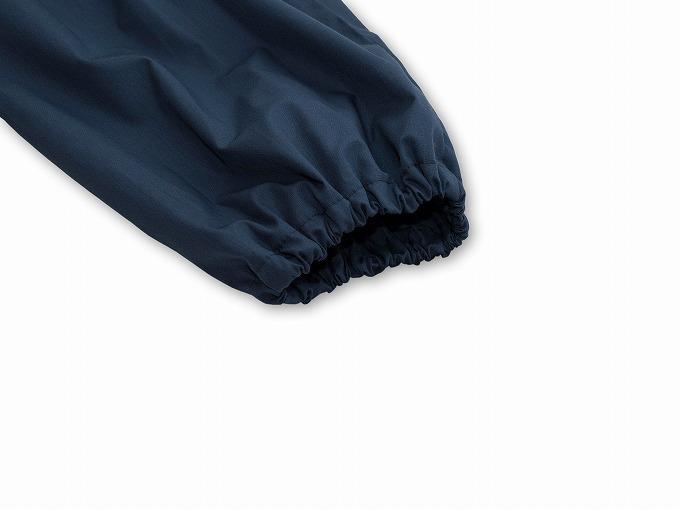 【日本製】 多機能袖裾ゴム式作務衣 【和粋庵】 ゴム裾部分