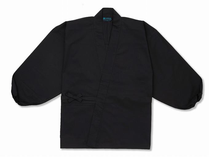 抗ウイルス・バーバリー織作務衣