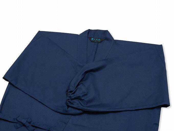 抗ウイルス綾織作務衣 日本製