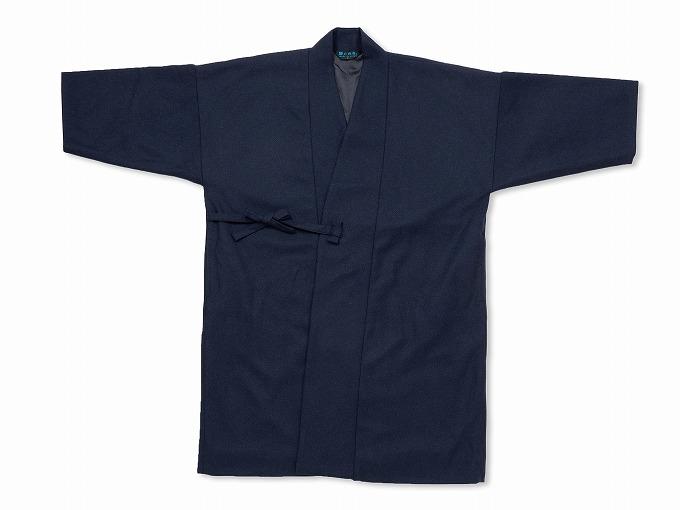 作務衣コート 全体像