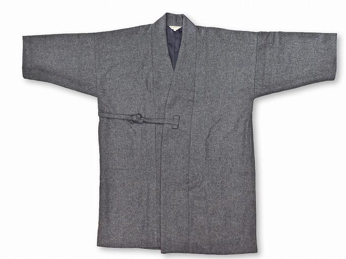 作務衣コート【濃紺】