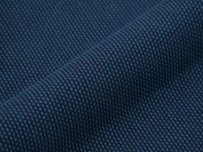 刺子織頭陀袋 濃紺