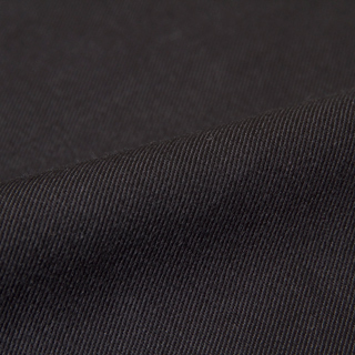 綾織作務衣 6番色 黒