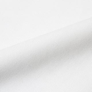 綾織作務衣 7番色 白
