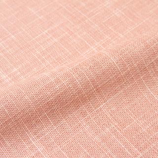 絣紬作務衣 13番色ピンク