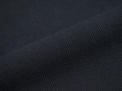 刺子織頭陀袋 黒 刺子生地