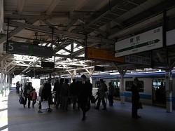 節電中 暗い東京