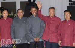 APEC 民族衣装 シンガポール