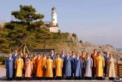 APEC 民族衣装 韓国