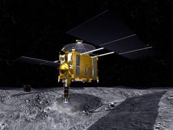 はやぶさ 小惑星イトカワからサンプル採取