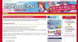 JapanExpo フランス語サイト