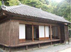 開放型の日本の家屋の造り