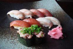 代表的日本の食文化 寿司
