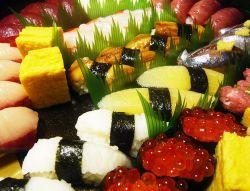 寿司 日本の代表的食文化