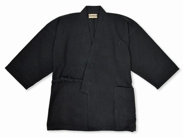 地厚刺子作務衣