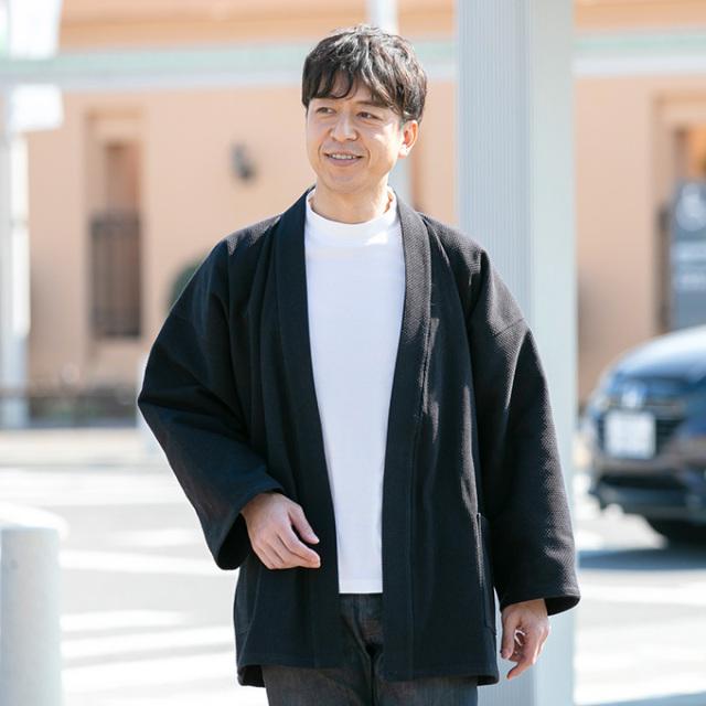 太刺子ジャケット No.2 黒