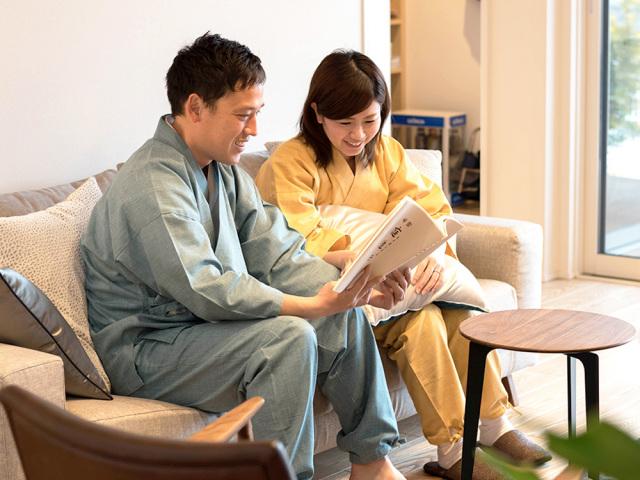 日本製の作務衣を高品質へのこだわり