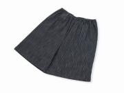 子供用近江ちぢみ絣織甚平 濃紺 ズボン