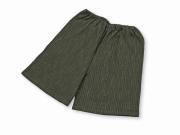 子供用近江ちぢみ絣織甚平 グリーン ズボン