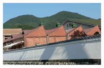 桐生ののこぎり屋根