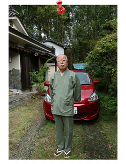 【綿麻シジラ作務衣】