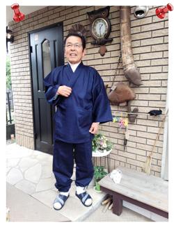 商品:綾織作務衣 紺 梱包も丁寧で心意気が感じられました。早速、着ました。温かく肩が凝らなくて着心地は最高です。なんたってメイドインジャパンですね。^^お正月に着ます。
