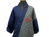 オリジナル作務衣刺繍