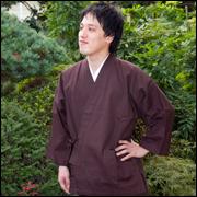 刺子作務衣