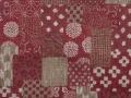 和紡ぎ女性綿入袢天 生地