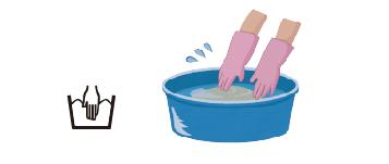 作務衣のお手入れ・洗濯方法