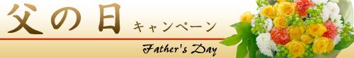父の日キャンペーン